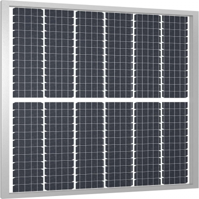 72 pcs N-type Half-Cut Monocrystalline Bi-facial  Dual Glass Series PV Module