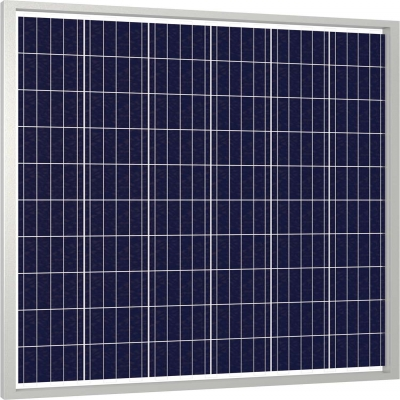 60 pcs Solar-Cells Dual Glass Polycrystalline PV Module
